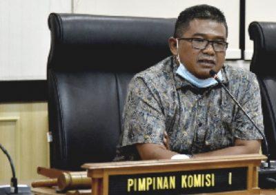 Sekretaris Komisi 1 DPRD Provinsi Jawa Barat Fraksi PKS Sadar Muslihat. (Foto: Istimewa/BBcom)