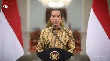 Presiden RI Joko Widodo (Foto : Setneg)