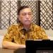 Menteri Koordinator Bidang Maritim dan Investasi, Luhut Binsar Pandjaitan menyampaikan keputusan soal perpanjangan PPKM Jawa-Bali. /Tangkap Layar YouTube di Kanal Sekretariat Presiden