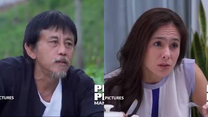 Epy Kusnandar dan Wulan Guritno bakal adu ackting dalam FTV Preman Pensiun Manusia Merdeka yang mulai tayang di RCTI Selasa (24/8/2021). (Foto: youtube)
