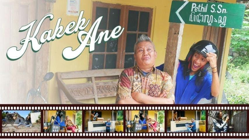 Artwork Webseries Sitkom Kakekane. (Dok. Istimewa)