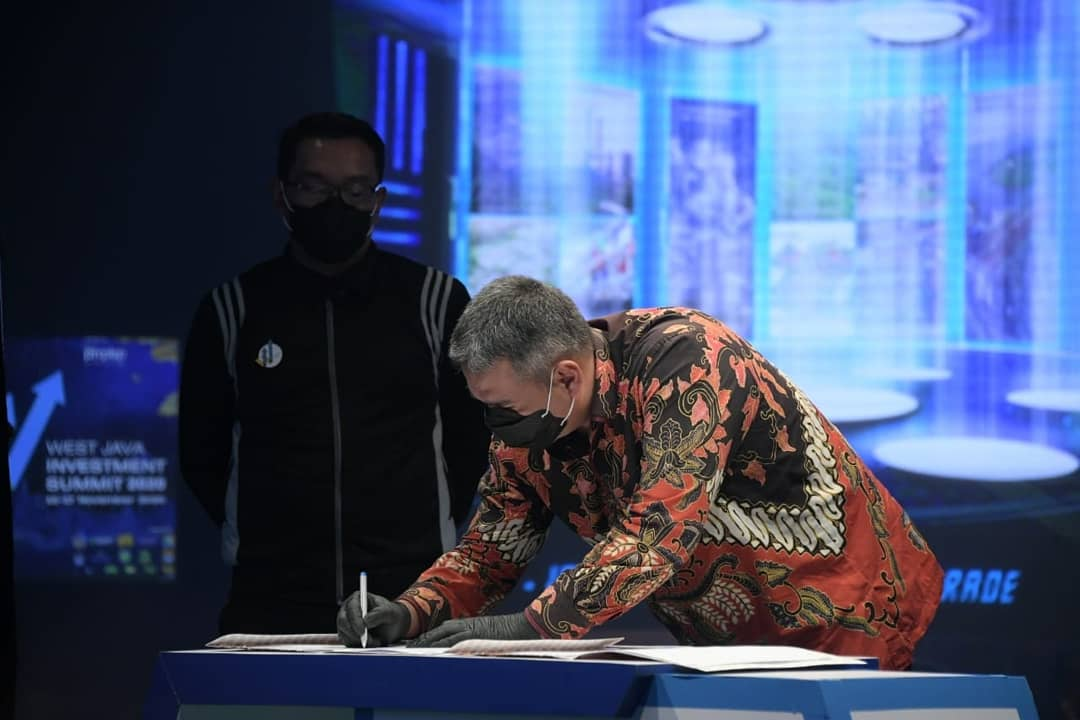 Badan Usaha Milik Daerah (BUMD) PT Jasa Sarana (Persero) terus memproses penugasan Gubernur Jawa Barat Ridwan Kamil. (Foto: ist)