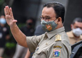 Gubernur DKI Jakarta Anies Baswedan (Foto: pikiranrakyat)
