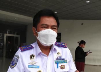 Kepala Dishub KBB, Lukmanul Hakim (Foto: Istimewa)