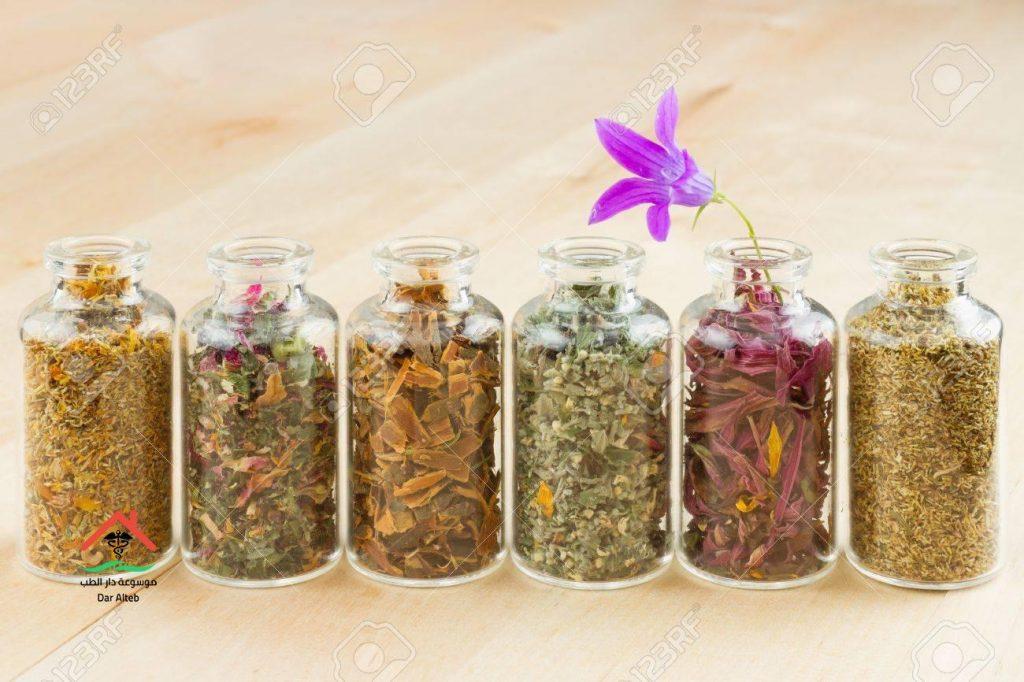 علاج الأملاح بالأعشاب والوسائل الطبيعية موسوعة دار الطب