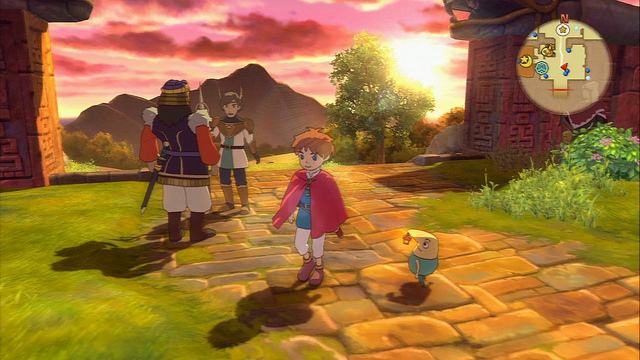 Ni No Kuni Screenshot