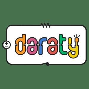 Daraty square logo