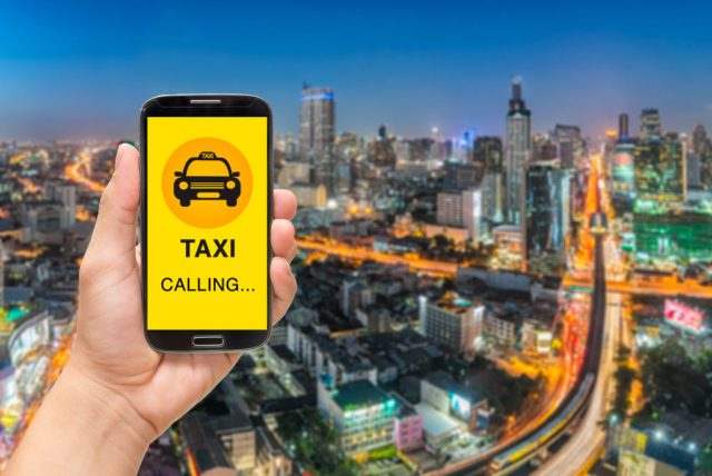 taxi on demand