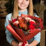 How can you be successful with a Flower delivery business?