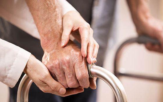 elderly care startup