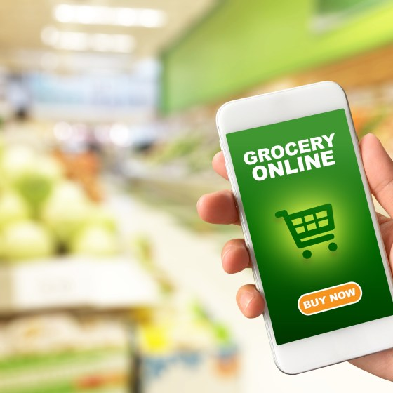 best grocery delivery applications