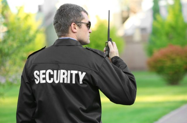 security guard business