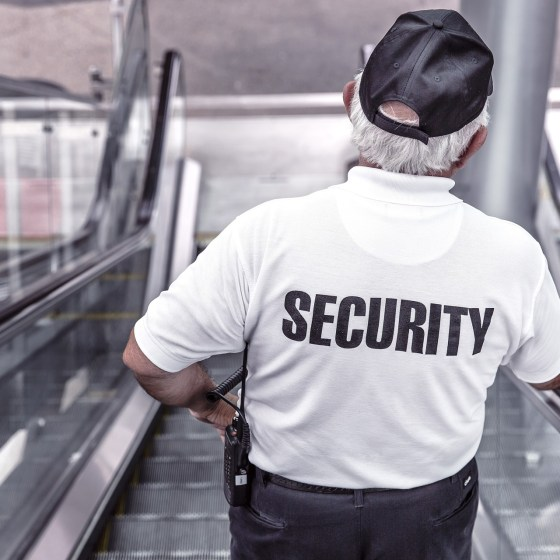 security guird