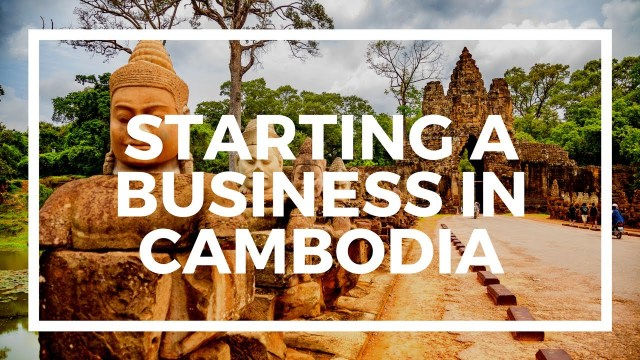 business in Cambodia