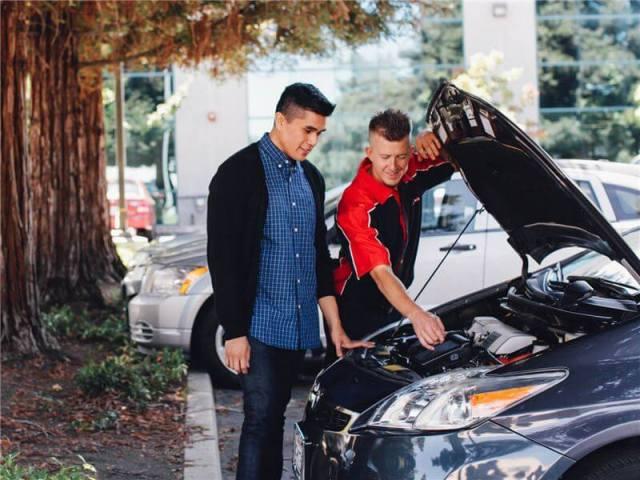 Uber for mechanics