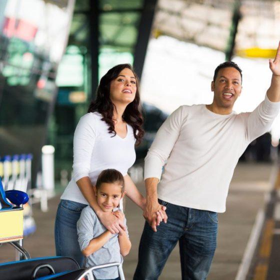 airport shuttle app