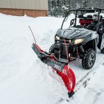 Are you tired of shovelling ? Try on demand Snow Removal App