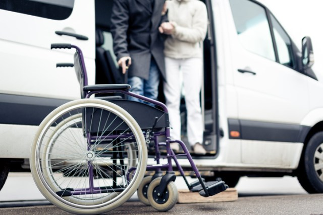 ride app for disabled
