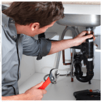 Plumbing servicing services in Dubai