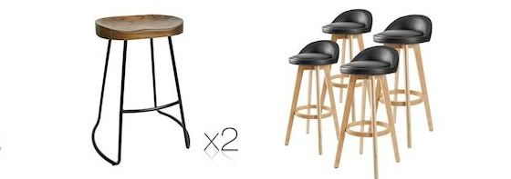 kitchen bar stool design