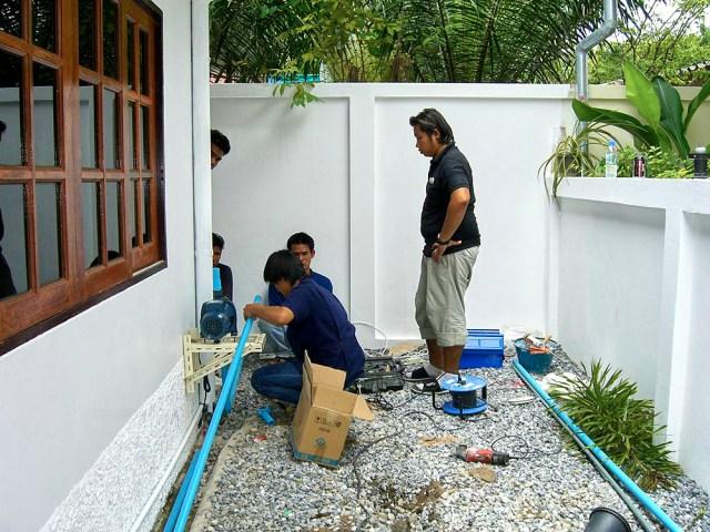 property maintenance company pattaya
