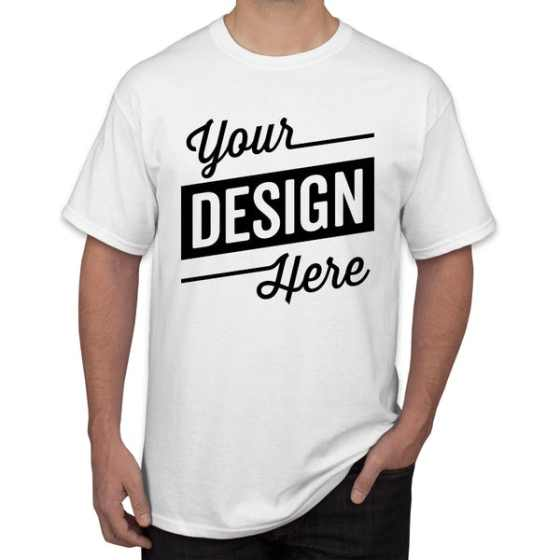 printing custom t-shirt