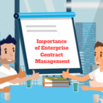 Importance of Enterprise Contract Management