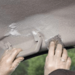 How To Repair A Sagging Roof Lining