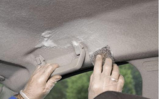 Sagging Roof Lining