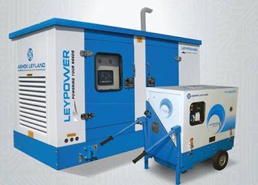Ashok leyland Generator