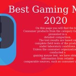 Best Gaming Mouse 2020 (Wining Guide)