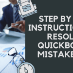 Step by step instructions to Resolve QuickBooks mistake 1327