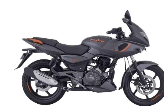 bike from Bajaj