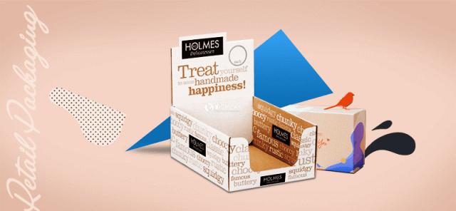 Custom Retail Boxes
