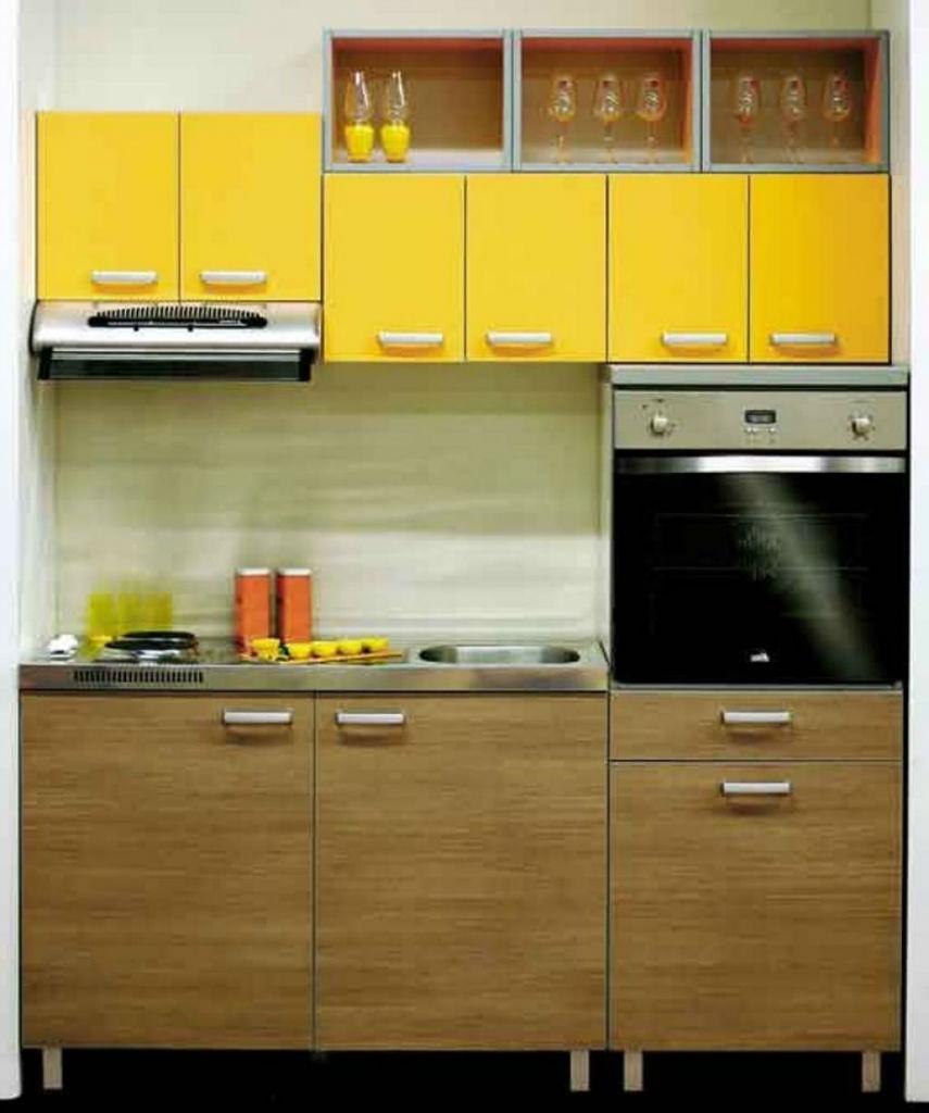 L Shaped Modular Kitchen India