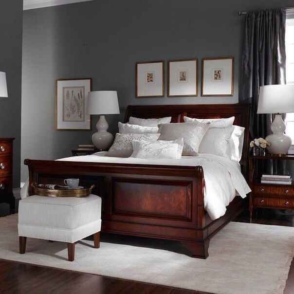 Blue And Brown Colors Comforter Set