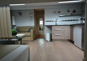 Studio Minimaliste Par MILOTTI Darchitectures