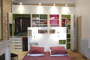 Chambre Bureau Dressing Sur Mesure Par Urban Darchitectures
