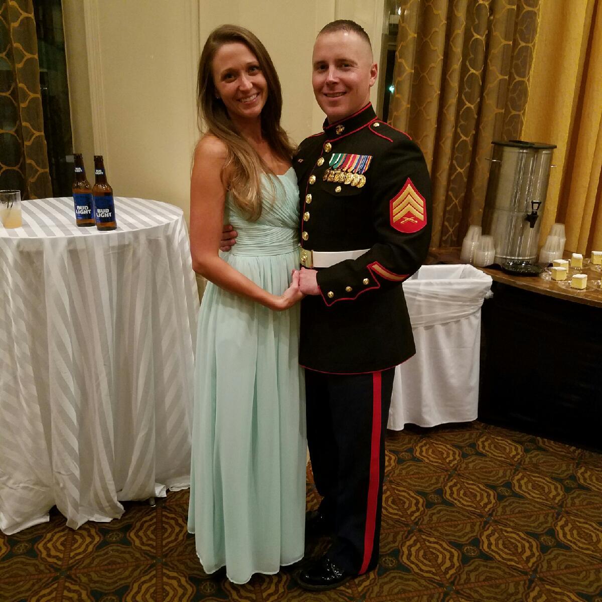 Marine Corps and United States Navy Birthday Ball TANS!   (910) 545-9237