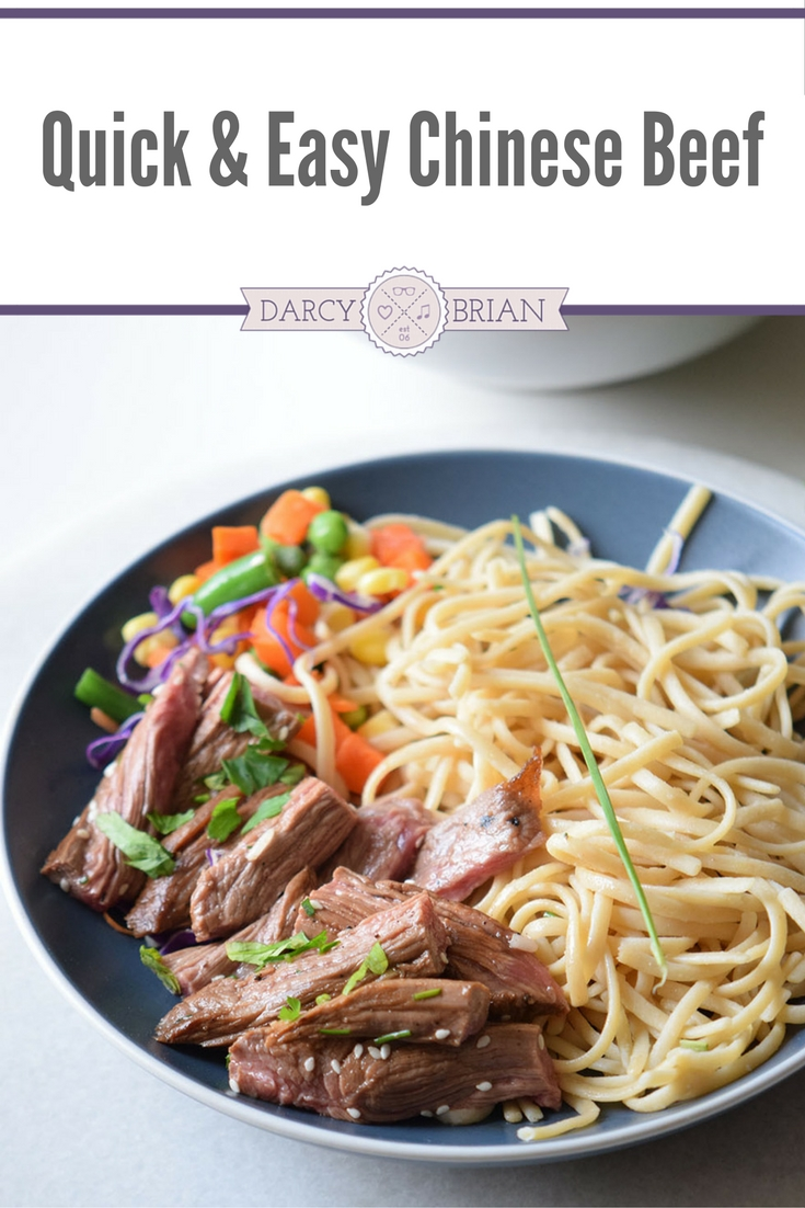 Simple Dinner Ideas: Quick and Easy Chinese Beef Recipe