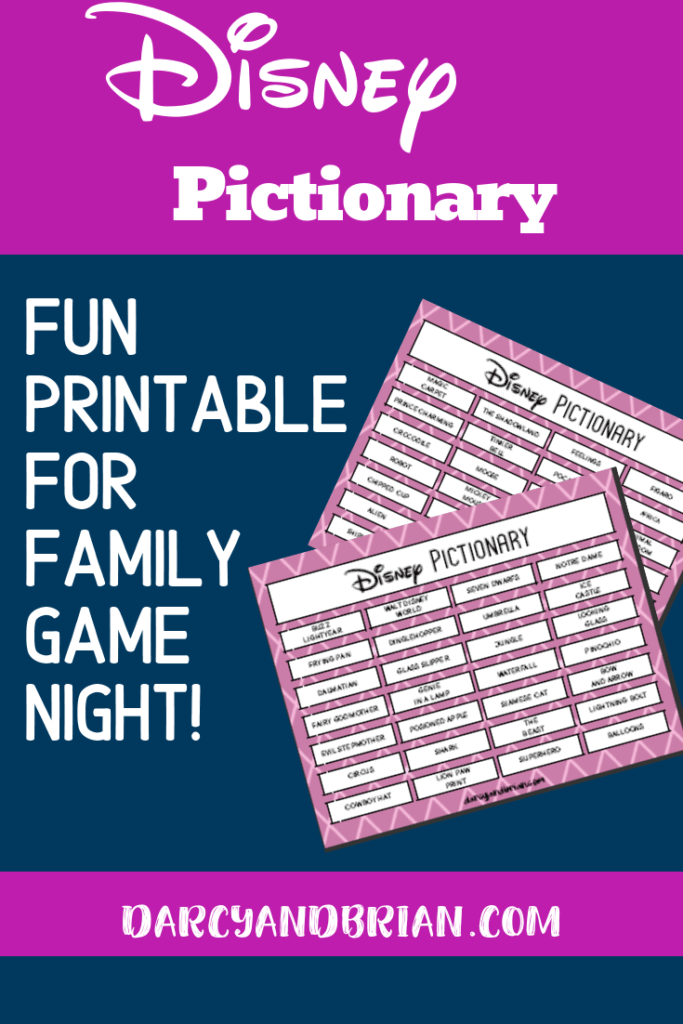 Free printable disney themed pictionary game kids, i love you printable coloring pages