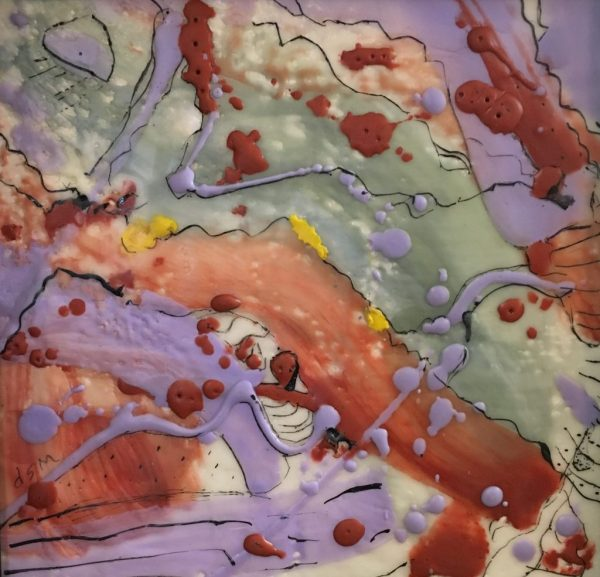 Coral Mountain fine art by Darcy Meeker