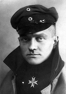 The Red Baron, Manfred Von Richthofen