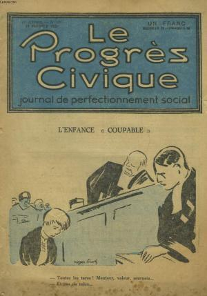 Le-Progrès-Civique-