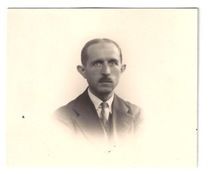 Lucien Bannier c. 1939 courtesy of Bannier family