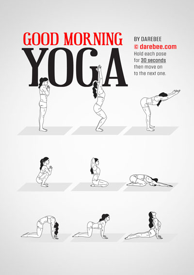 Good Morning Yoga Workout