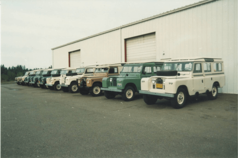 Ltd Has An Extensive Inventory Of Land Rover Parts And Accessories In Our Warehouses Europe North America We Have Stock Series 1
