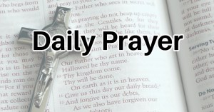 Daily Prayer - Daren Mehl