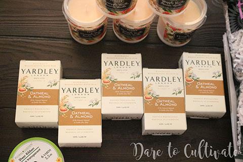 Bridesmaid DIY Box Yardley London Oatmeal and Almond Soap