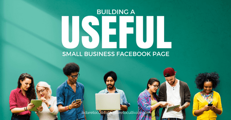Small Business Facebook Page